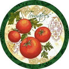 Veg Market Tomatoes (Elena Vladykina)