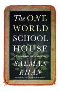 """A free, world-class education for anyone, anywhere."" - Salman Khan"