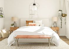 7 Mid-Century Modern Bedroom Ideas to Try in Your Space - Interior Deco - Modern Bedroom Furniture, Modern Bedroom Design, Contemporary Bedroom, Home Design Decor, Home Decor Bedroom, Modern Interior Design, Bedroom Ideas, Design Ideas, Bedroom Designs