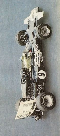 1970 - F1 - Graham Hill - Lotus (33)