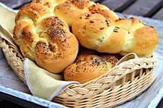 Croissant, Bagel, Bread, Baking, Food, Pizza, Brot, Bakken, Essen