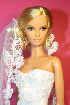 Barbie Citrus Traje de Novia | Flickr - Photo Sharing!