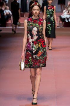 Dolce & Gabbana Herfst/Winter 2015-16 (42) - Shows - Fashion