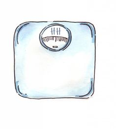 Be Happy and ditch the scales! http://sizehh.com/be-happy-ditch-the-scales/