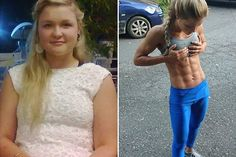 25 Sourced Weight Loss Transformations You Still Won't Believe!