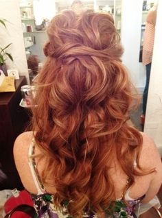 Long Curly Hairstyles 2014 Tied up hairstyles for long curly hair - 12 Long curly hairstyles 2014 – Curly Hairstyles Ideas