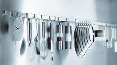 Barre de rangement Panoply Cristel Ref - Domozoom Kitchen Tools, Kitchenware, Space Saving, Cookware, Basket, Storage, Design, Lebanon, France