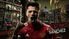 Alexis Sanchez tröja Manchester United, Che Guevara, The Unit, Fictional Characters, Velvet, Man United, Fantasy Characters