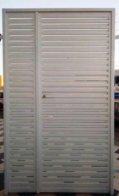 Portes d'entrées Métallique Tunisie - SCM Piscine Simple, Divider, Room, Furniture, Home Decor, Doorway Curtain, Screen Doors, Shed Houses, Curtains