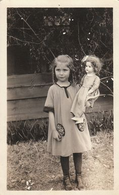 Vintage RPPC Real Photo Postcard Adorable by RenascenceVintage