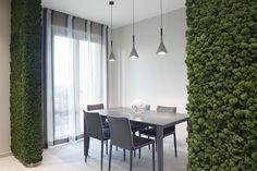 #Mech Moss Trend, zielone ściany,  dekoracja wnętrz  #zielone #dekoracja #kuchnia #salon #aranzacja #architekturawnetrz #wnetrza