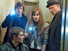 Now You See Me (2013) MPAA RATING: PG-13 Reviewed by Owen Gleiberman | May 31, 2013 My first time watching a movie about magic. I've heard that it's a big thing in the world and real cool magician are really rich and skillful and knowlegeable. I havent really watched the made of the movie, but guessing heaps of movie effects there not just magic only. But still, expecting more of this magic gonna go online, as secret of magic is always attractive.