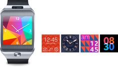 Customizable Themes - Samsung Gear 2