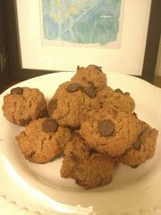 Lemons to Love : Clean Eating - Peanut Butter Chocolate Chip Cookies