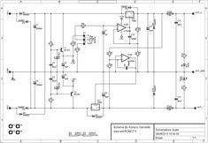 Alimentatore duale 3-14V - 1A Voltage Regulator, Floor Plans, Diagram, Floor Plan Drawing, House Floor Plans