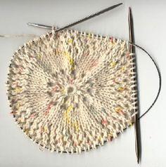 Circular needle too long? Great alternative!