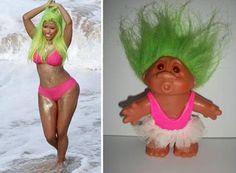 Nicki Minaj - Who Wore It Best?