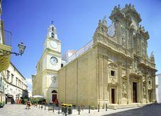 Cattedrale Sant'Agata Gallipoli (Lecce) - Salento Italy http://www.salentourist.it/default_en.aspx