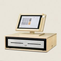 stand for ipad square with cash drawer