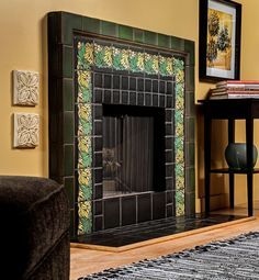Fred Fireplace
