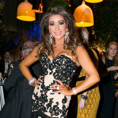 Gina Liano - the definition of fierce!