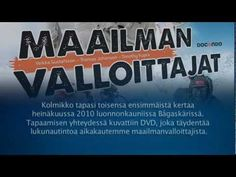 Hannu wrote this English soundtrack piece for the DVD accompanying the Finnish book on sportsmen and adventurers of Finnish heritage, Maailman Valloittajat, published by Docendo. Soundtrack, My Music, English, Songs, Adventure, Writing, Book, Videos, English Language