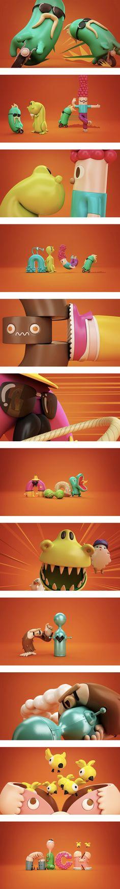 Nickelodeon Brand Identity