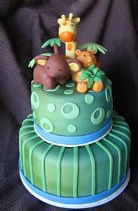 Website with cute baby shower cake ideas.............