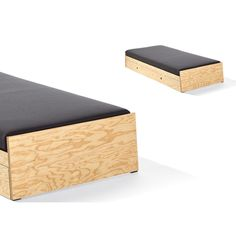 Plywood Bed Designed in 2006 2007