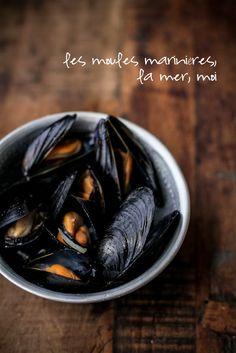 Moules marinières - VANIGLIA - storie di cucina