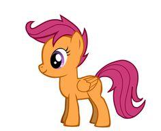 My Little Pony Creator - Scootaloo
