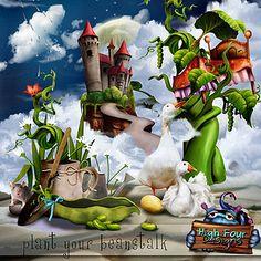 SK Plant Your Beanstalk