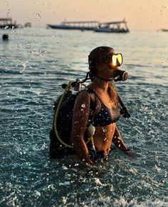 Rise & Dive Whats your favourite time of the day to dive 📷 Scuba Diving Gear, Girly, Sunset, Photo And Video, Instagram, Lombok, Seas, Wetsuit, Medicine