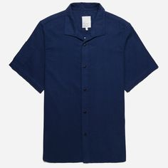 Garbstore Slacker Flannel Short Sleeve Shirt - From The Hip Store-handpicking the best in quality menswear since 1987, bringing you the latest collections from over 100 brands.