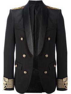 BALMAIN sailor blazer
