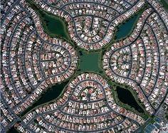 Stanovanjska soseska, ZDA