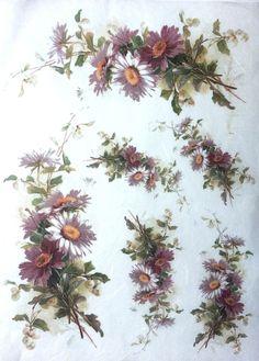 Rice Paper for Decoupage  Decopatch  Scrapbooking Sheet Craft Beauty Garden