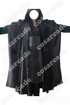 Star-Wars-Sith-Dark-Lord-Darth-Maul-Tunic-Robe-Cloak-Cosplay-Costume-Outfit-Suit