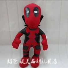 #Christmas Extra Info LipstickIndy® 2016 Brand New Deadpool Red Suit Plush Stuffed Toy 18CM for Christmas Gifts Idea Promotions . Clearly one of several greatly appealing fishing bait is the experiencing that because you remain at this time there perfectly as part of your lounge chair, goblet connected with their tea at hand, an...