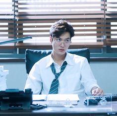 Heo Jun Jae, prosecutor