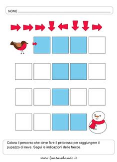 Il coding dell'inverno - Fantavolando Educational Activities, Preschool Activities, Coding For Kids, Mathematics, Pixel Art, Worksheets, Bar Chart, Homeschool, Teaching