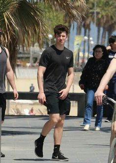 "Imagine: (you and Shawn are dating)you and Shawn are running around the park and you are wearing tight yoga pants. You start to stretch in front of him and bend down to to touch the floor. Shawn is just check you out while you stretch. You notice that he was staring so you tease him a little buy standing up and then bending down again but slower and you shake your butt a little. When your done you stand up and notice that there was a big lump in his pants so you giggle and tell Shawn ""Tell…"