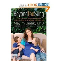 Book on attachment parenting