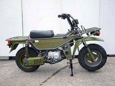 Honda Motra 50cc