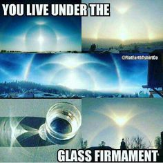 Glass is wrong, right?
