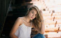 Anna by Dennis Drozhzhin on 500px