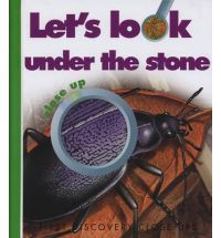 Let's look under the stone - The Complete Award Winning First Discovery Book Series Available at www.BookLodge.com - Lowest Priced English and Chinese Online Bookstore for Children and Parents Worldwide.