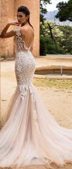 Milla Nova Bridal 2017 Wedding Dresses olivia2 / http://www.deerpearlflowers.com/milla-nova-2017-wedding-dresses/5/