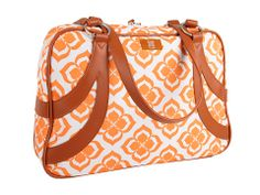 "so cute! purse plus laptop holder  Nuo Tech Chloe Dao Satchel 15.6"""