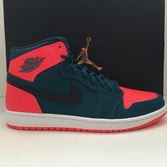 DS NIKE Air Jordan 1 I Retro High Westbrook Size 11/ Size 12